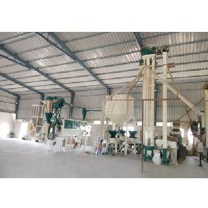 Wheat Flour Mill Plant