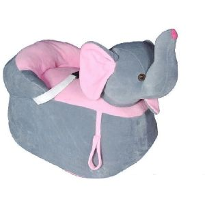 Elephant Shape Soft Toy Chair