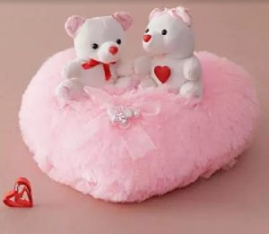 Pink Teddy Bear Soft Toy