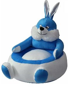 Rabbit Shape Soft Toy Chair