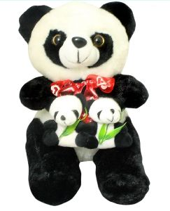 Sitting Panda Soft Toy