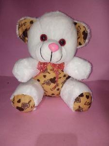 White Teddy Bear Soft Toy