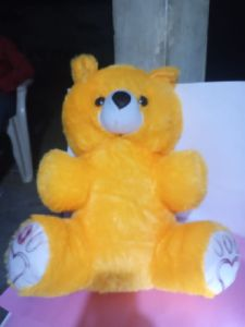 Yellow Teddy Bear Soft Toy