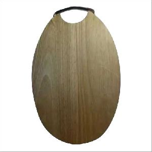Oval Chopping Board