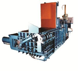 Car Baler Machine