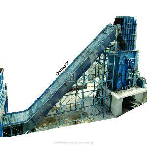 Scrap Handling Conveyor