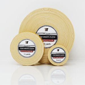 TESA White Cloth Adhesive Tape