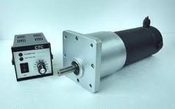 PMDC Inline Gear Motor