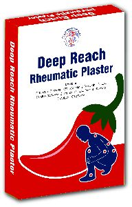 Deep Reach Rheumatic Plaster Patch