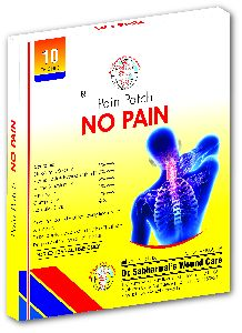 No Pain Patch