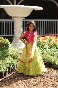 Girls Ethnic Dress