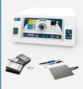 RF-180 Radio Frequency Electrosurgical Unit