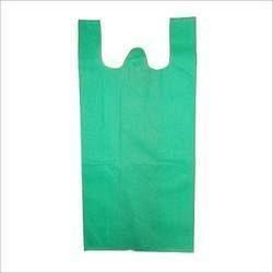 Plain W Cut Non Woven Bag