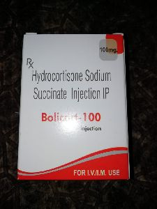 Bolicort–100 Injection