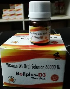 Boliplus – D3 Syrup
