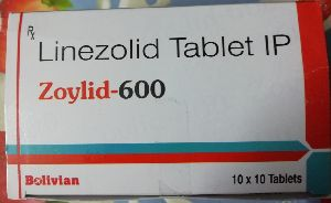 Zoylid–600 Tablets