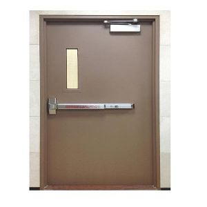 Fire Rated Steel Door