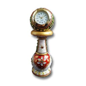 Attractive Marble Clock