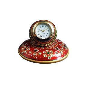 Fancy Marble Clock