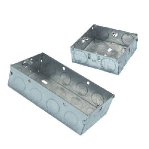Galvanized Iron Junction Boxes