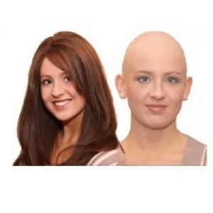 Brown Chemotherapy Wigs