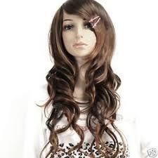 Ladies Wavy Wigs