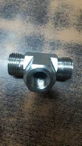 Water Pipe T Joint Valve