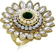 Kundan Rings