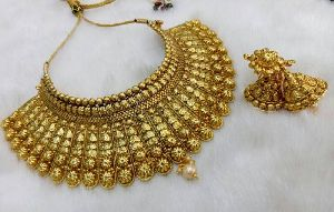 Rajwadi Necklace Set