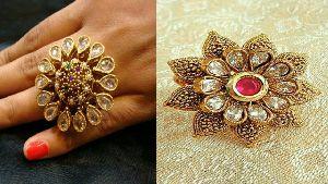 Rajwadi Rings