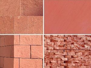 Dholpur Stone Bricks