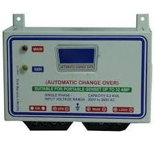 Automatic Changeover Switches