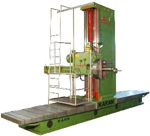 Floor Type Boring Machine With Carriage