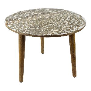 Wooden Round Tables
