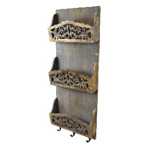 Wooden Wall Organizers