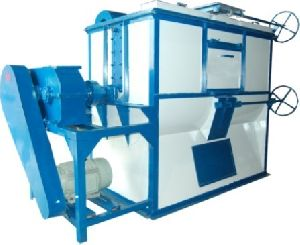 Triple Shaft Ribbon Mixer Machine