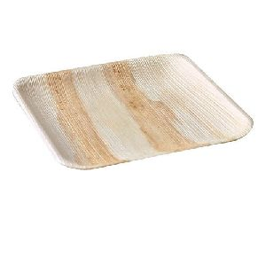 Plain Areca Leaf Plate