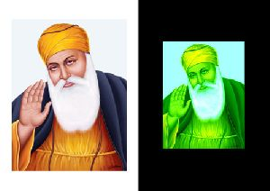 Guru Nanak Dev Ji Paintings