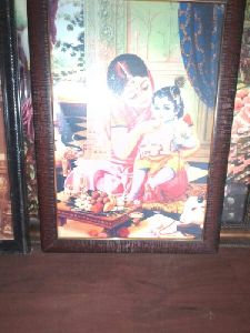 Krishna Photo Frame
