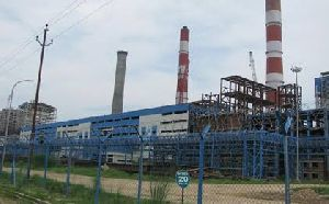 Power Plant TG Building