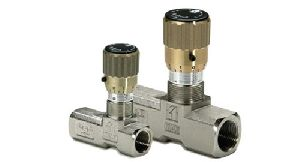 Throttle Check Valves