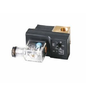 Timer Controlled Drain Valves