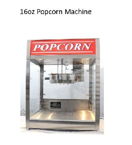 16oz Popcorn Making Machine