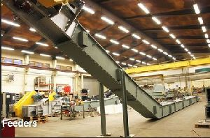 Drag Chain Coal Feeder