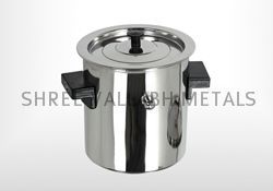 Stainless Steel Milk Boiler