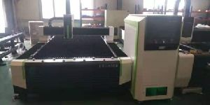 FT-3015D Fiber Laser Machine