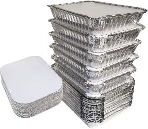 Disposable Aluminum Container