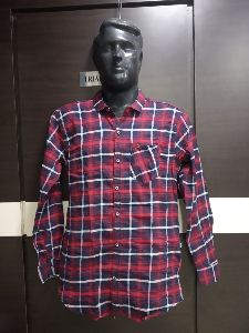 Mens Checked Shirts