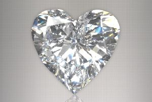 Heart Shaped Loose Diamonds