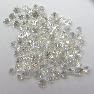 Real White Loose Diamonds